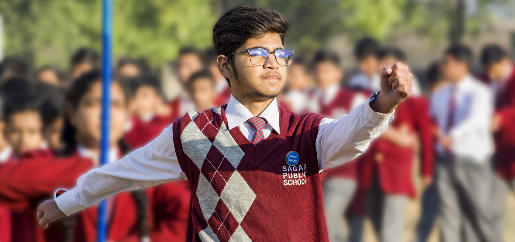 cbse schools in central india, schools in central india, sagar public school